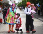 纽约市警局情报和反恐副局长米勒告诉公众:不要相信炒作,不要害怕小丑。(Getty Images)