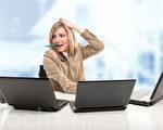 一心多用反而降低工作效率,而且对大脑有诸多伤害。(Fotolia)
