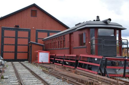 4.白隘口火车站(White Pass Train Station):是一座兴建于一八九八年淘金热时载人运货最重要的火车站,现已成为观光景点。古老的蒸气火车令人生思古之情怀。(陈怡然/大纪元)