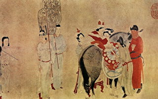 【经典名作中的秘密】盛唐艺术的铁三角:唐玄宗、李白、杨贵妃