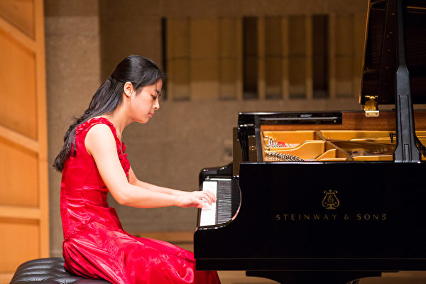 鋼琴專業博士生:大賽讓我發生了質的變化