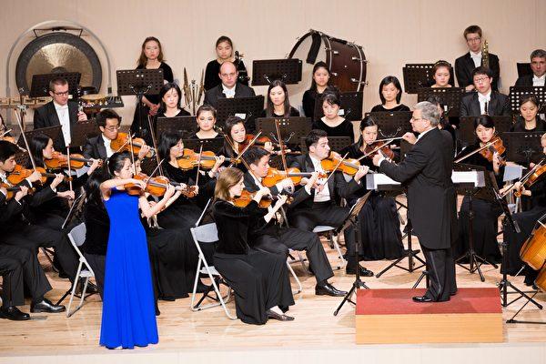 2016神韻交響樂團在高雄第二場演出