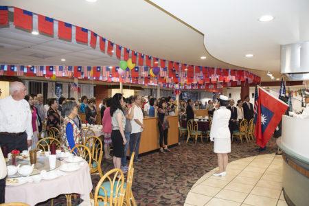 聖地亞哥僑界慶祝中華民國105年雙十國慶