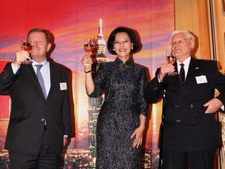 組圖:海外華人慶祝中華民國國慶