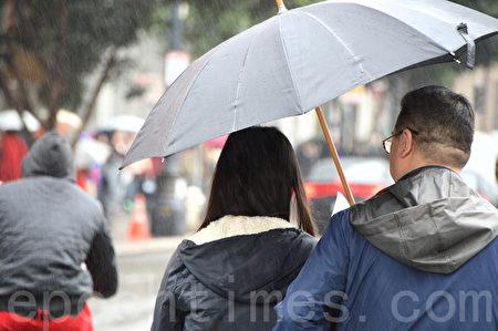 风暴周五抵旧金山湾区 周六晚雨会更大