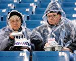 50岁以上夫妇长期感受配偶的压力,更容易变胖、腰围增加,对男性的影响更大一些。(Brian Bahr/Getty Images)