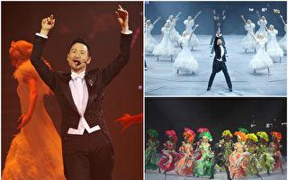 张学友睽违5年的全新巡演首站于10月21日晚在北京乐视体育生态中心盛大展开。(环球音乐/大纪元合成)