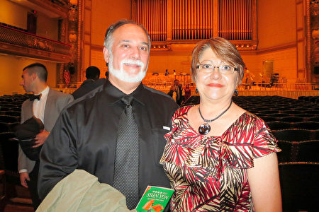 2016神韻交響樂團在波士頓演出