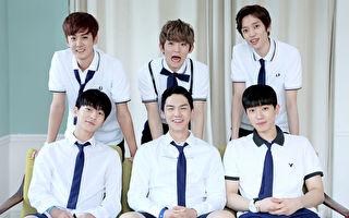 韩国人气男团TEEN TOP。(宽宏艺术提供)