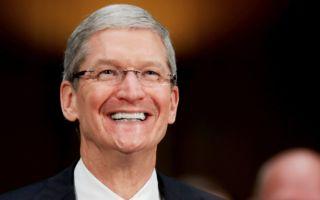苹果CEO蒂姆‧库克在上午3:45醒来,从看电子邮件开始一天工作。(Chip Somodevilla/Getty Images) (Chip Somodevilla/Getty Images)
