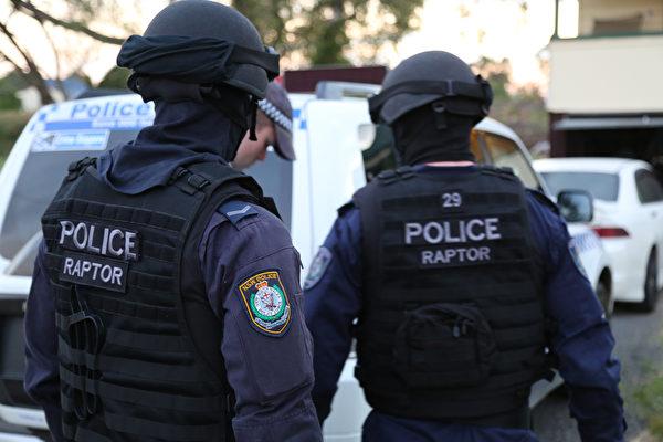 新州警方突擊Lismore地區查獲價值五百萬毒品。(新州警方)