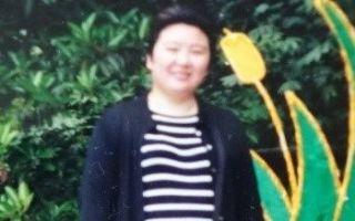 上海法轮功学员屠明女士。(明慧网)