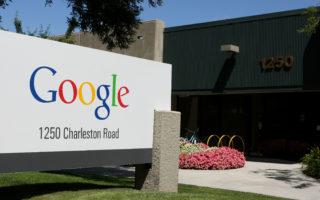 大選前偏袒希拉里 谷歌政治影響力大衰減