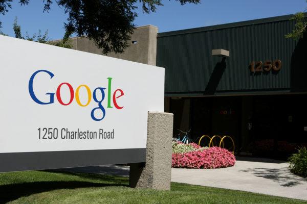 根据最新调查,工科和商科的亚洲学生毕业后最向往的公司,多数是美国科技业,谷歌公司夺第一。(Justin Sullivan/Getty Images)
