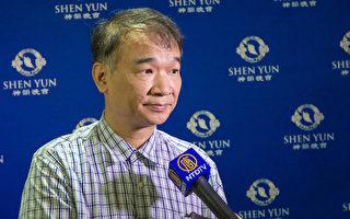 台湾头颈部肿瘤医学会理事长简志彦医师。(郑顺利∕大纪元)