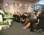 不少泰国劳工或新住民参加泰王拉玛九世普密蓬纪念会。(桃市府/提供)