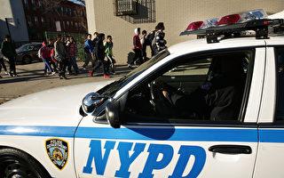 萨尔佐在第19 分局工作时,是负责监管同僚的警察。 (Spencer Platt/Getty Images)