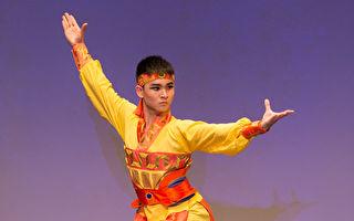 选手家长:中国古典舞让孩子戒掉电脑游戏