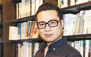 劉浩翔表示每次不同的演員參與,會給劇本注入新的生命力。(余鋼╱大紀元)