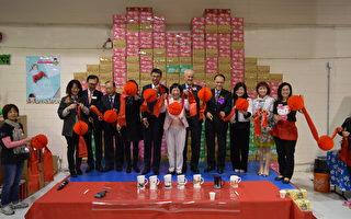 台湾食品展开幕 国华联手经济部推台湾特产