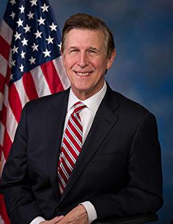維吉尼亞州聯邦眾議員唐納德.貝耶(Donald Beyer)。(官方圖片)