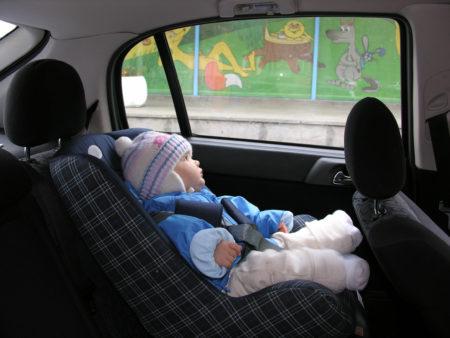 座椅安装过松、安全带过松、过早朝前坐、反向安装角度不对等八大常见错误,不要忽视(Fotolia)