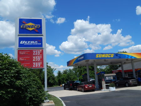 汽油稅在反對聲中將大漲23美分   交通信託基金   新澤西   銷售稅   大紀元