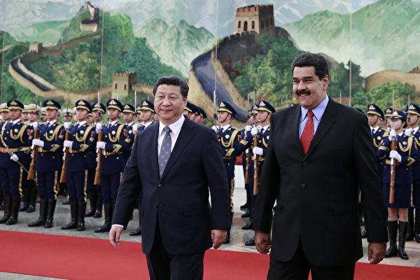 在过去十年向委内瑞拉投入数十亿美元之后,北京正切断对这个拉丁美洲国家的新贷款。这是两国之间一个重大的关系逆转。(Andy Wong-Pool/Getty Imgaes)