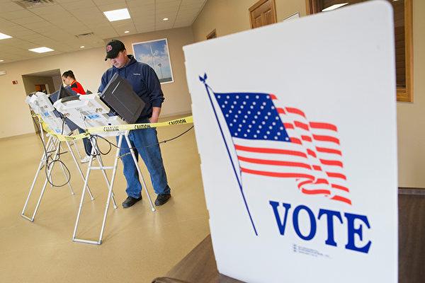 美国大选倒计时 3州选票定输赢