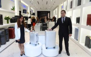 法国路易威登集团收购德国RIMOWA旅行箱