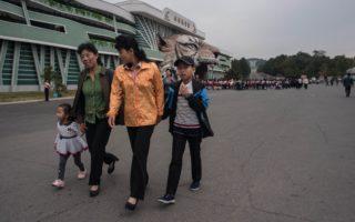 朝鲜人对体制和实际状况不满 金家政权飘摇