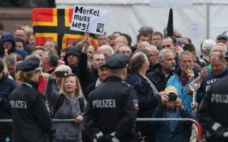 德国举办统一庆典 议长:德国人应自信乐观