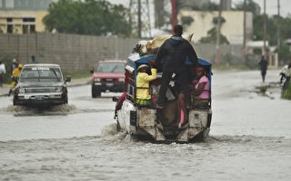 颶風「馬修」猛擊加勒比 奪海地3命