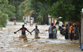 飓风马修在海地夺842条人命 惨况前所未有