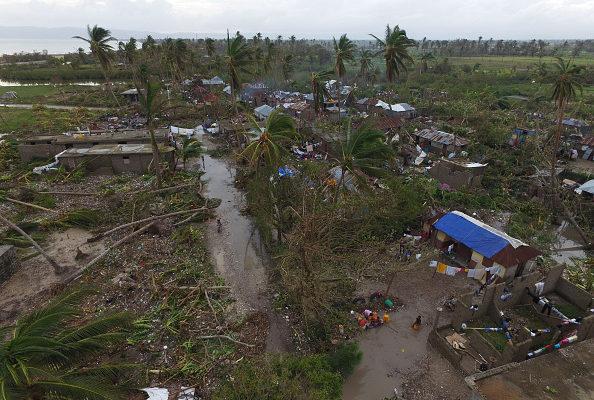 海地飓风死亡人数飙至877 霍乱疫情爆发