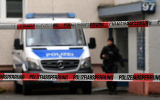 德国恐袭嫌犯落网 德媒爆出戏剧性细节