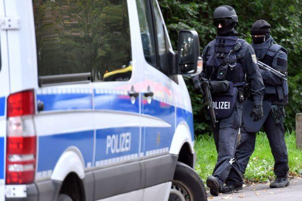 企圖發動炸彈攻擊 一名敘利亞難民在德被捕