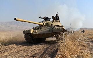 伊拉克总理阿巴迪(Haider al-Abadi)10月20日表示,向摩苏尔推进速度比预期快。(Carl Court/Getty Images)