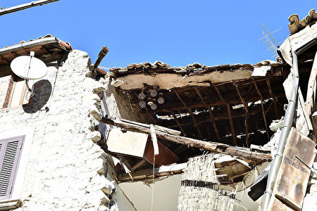 義大利中部PERUGIA災情。(Getty Images)