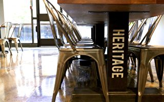 Heritage Asian Eatery餐廳。(圖片由SMC Communications / Heritage Asian Eatery提供)