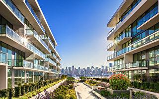 離曼哈頓八分鐘 經紀人都「搶」的水景公寓