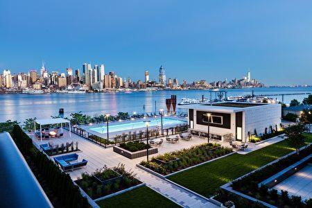 地产经纪都纷纷买来自住的公寓,被誉为优良资产,归为最好的一类。(Lennar公司提供)