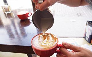 幸福的咖啡香