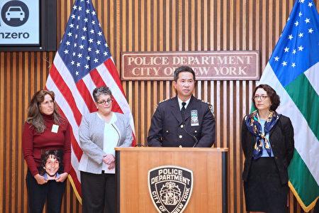 市警交通局主管陳文業宣布將實施「黃昏行動」。