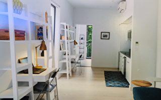 纽约曼哈顿首栋微型公寓楼太抢手 已租满