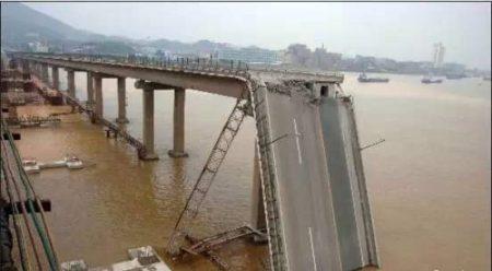 北京怀柔宝寺白河桥。(网络图片)