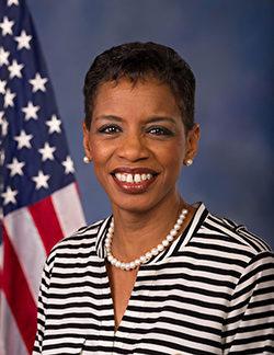 馬里蘭州聯邦眾議員唐娜.愛德華茲(Donna Edwards)。(官方圖片)