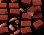 ROYCE'迦納味生巧克力。(ROYCE '提供)