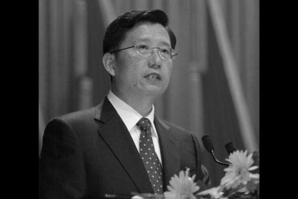 7月,强卫不再担任江西省委书记,转任中共人大虚职。有消息说,强卫已被立案调查。(网络图片)