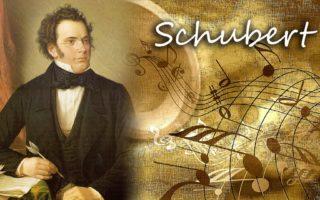 奥地利作曲家弗朗茨‧舒伯特(Franz Peter Schubert)。(公有领域)